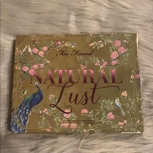 🌟Too faced Natural Lust Sexy Eyeshadow Palette